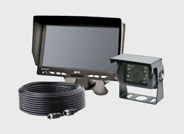 7″ LCD Color System Camera Kit